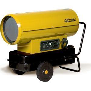 Externe diesel gestookte heater 35 KW