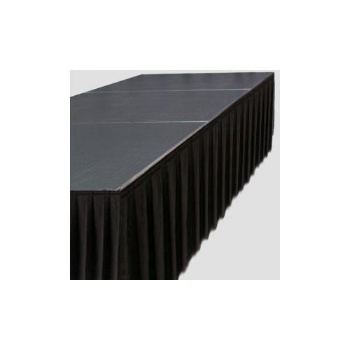 Rok voor podium 40x410 cm.