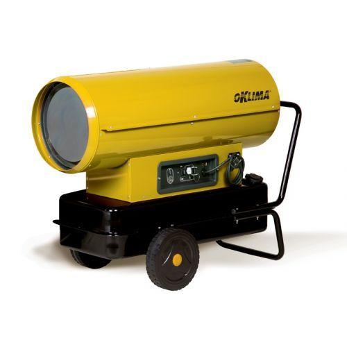 Externe diesel gestookte heater 58 KW