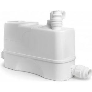 Afvalwater snijpomp t.b.v. toiletwagen
