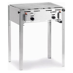 Barbecue 50x60 incl. 5 kg gas.