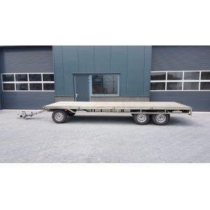 Aanhanger Schamel 6m 3500kg