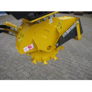 Stobbenfrees voor minigraver 2,5 tot 4,0 ton