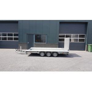 Machine Transporter Tridemasser 3500kg