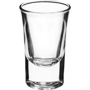 Shotglas 3,5 cl. doos á 6st.