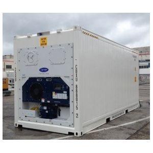 koel container 20 voet, koelmotor 380 volt