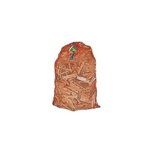 Aanmaakhout in zak