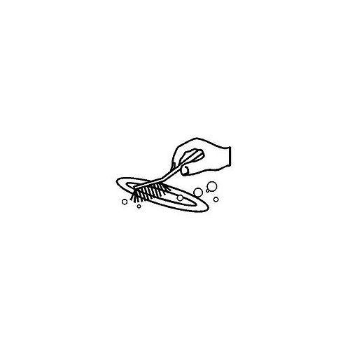 Schoonmaakkosten bbq / bakplaat / frituur