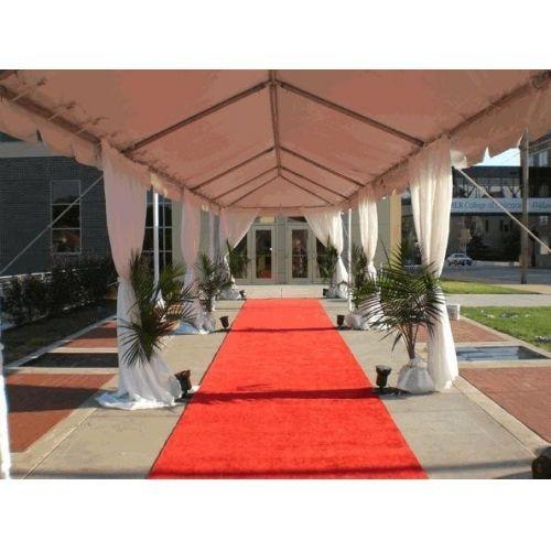 Walkway 3 x langer dan 30 meter op aanvraag