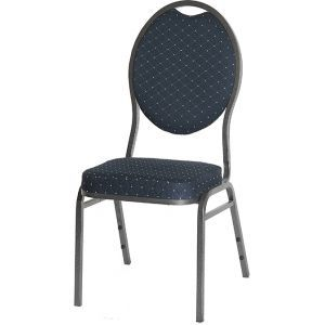 Conferentie stoel, blauw