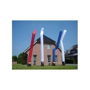 Skydancer 6 meter rood