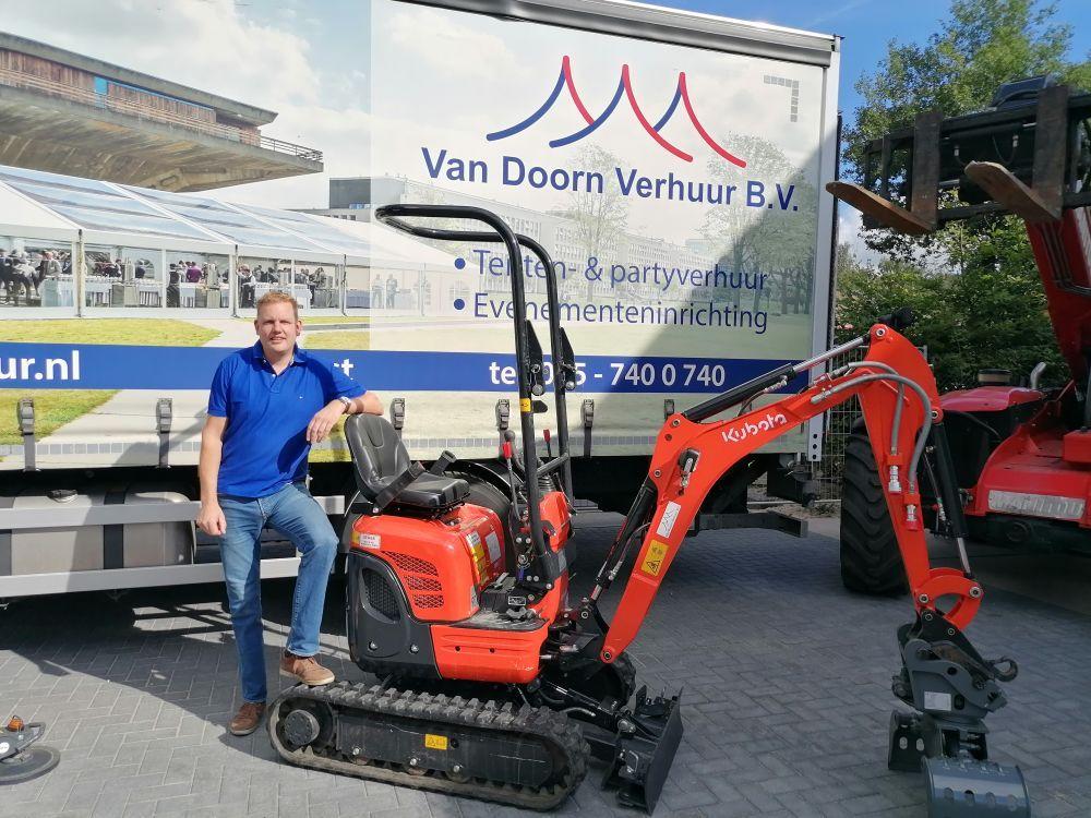 Van Doorn Verhuur B.V. Van Doorn Verhuur B.V. Soest