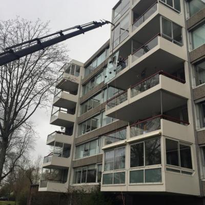 Schuifpui in Soest