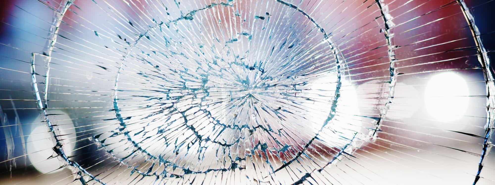 Glasschade