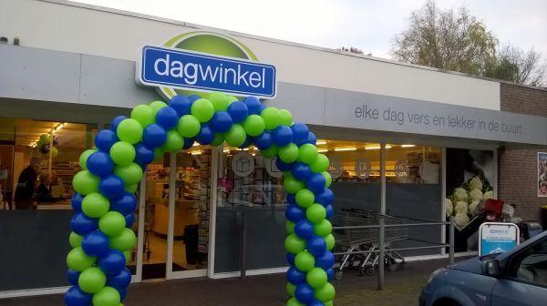 Nieuwe Dagwinkel in Harbrinkhoek