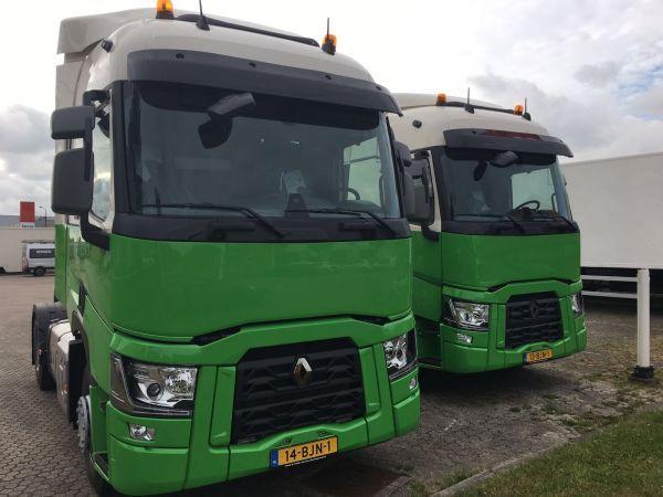Gezocht: Bakwagen-/trailerchauffers