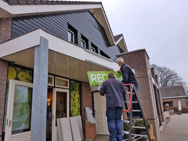 12 nieuwe winkels toegevoegd aan Recra-formule