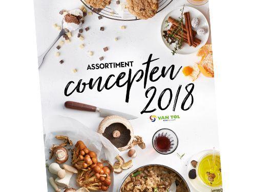 Van Tol Food Concepts Kerstbrochure 2018