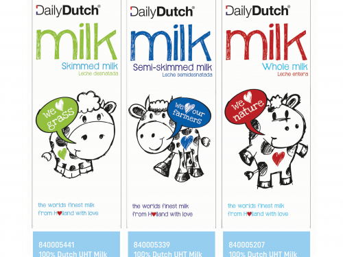 Daily Dutch -- A New International Outfit