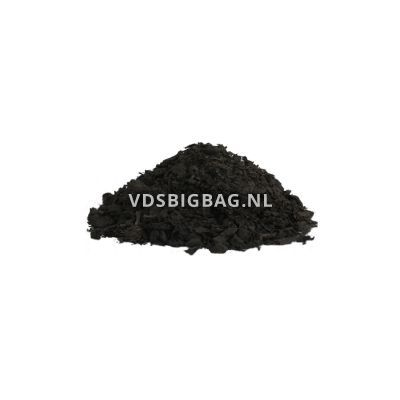 Bladmulch, big bag 1 m³