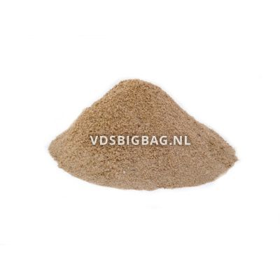 Valdempend zand 0,2-4 mm, big bag 1 m³