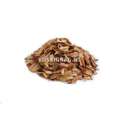 Naaldhoutchips vers 0-38 mm, big bag 1 m³