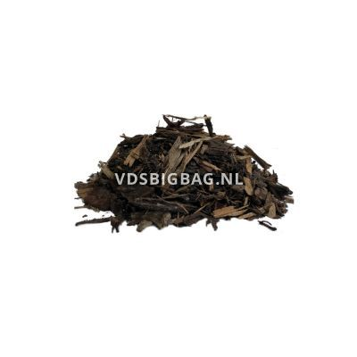 Houtmulch, big bag 1 m³