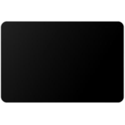 Vlag effen Zwart (70x100cm)