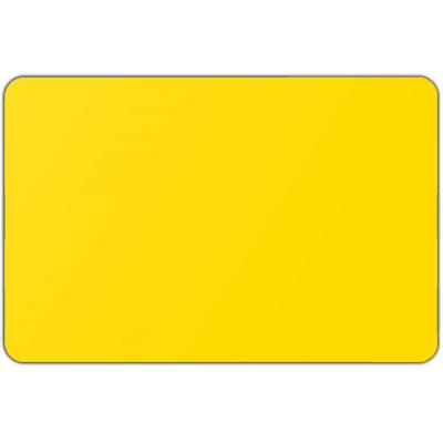 Vlag effen Geel (50x75cm)