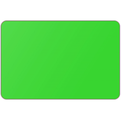 Vlag effen Groen (50x75cm)