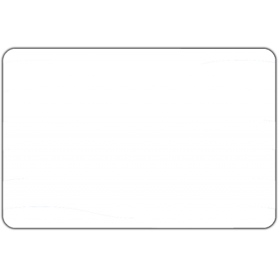 Vlag effen Wit (150x225cm)