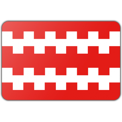 Gemeente Dongen vlag (70x100cm)