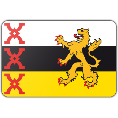 Gemeente Someren vlag (150x225cm)