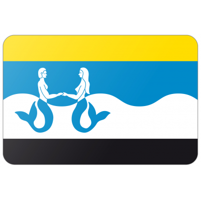 Gemeente Schouwen-Duiveland vlag (200x300cm)