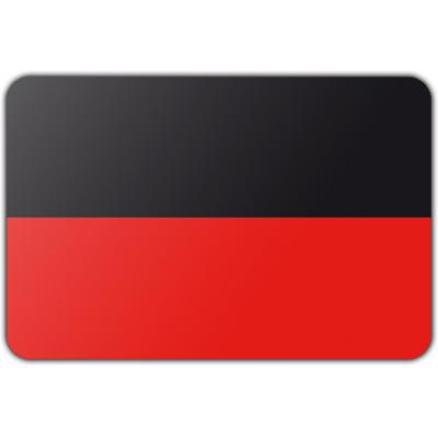 Gemeente Nijmegen vlag (200x300cm)