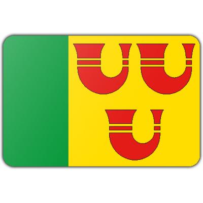 Gemeente Heeze-Leende vlag (70x100cm)