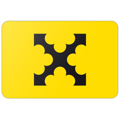 Gemeente Sliedrecht vlag (150x225cm)