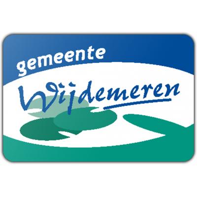 Gemeente Wijdemeren vlag (70x100cm)