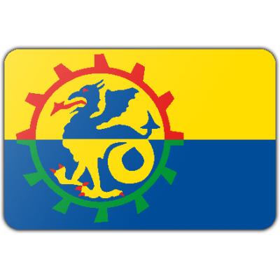 Gemeente Beesel vlag (200x300cm)