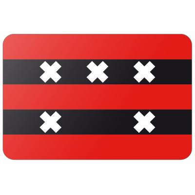 Gemeente Ouder-Amstel vlag (70x100cm)