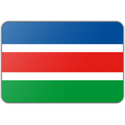 Gemeente Laarbeek vlag (70x100cm)