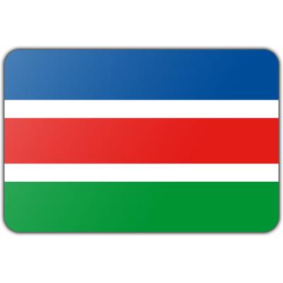 Gemeente Laarbeek vlag (150x225cm)