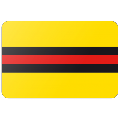 Gemeente Woudenberg vlag (100x150cm)