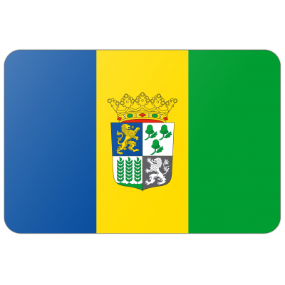 Gemeente Castricum vlag (70x100cm)