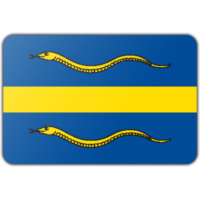 Gemeente Pijnacker-Nootdorp vlag (150x225cm)