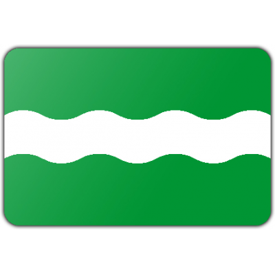 Gemeente Bunnik vlag (70x100cm)