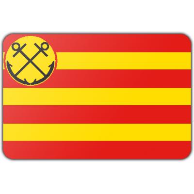 Gemeente Den Helder vlag (200x300cm)