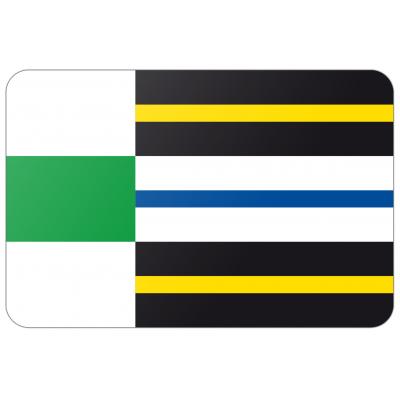 Gemeente Stadskanaal vlag (150x225cm)