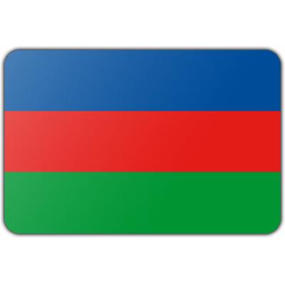 Gemeente Hellevoetsluis vlag (100x150cm)