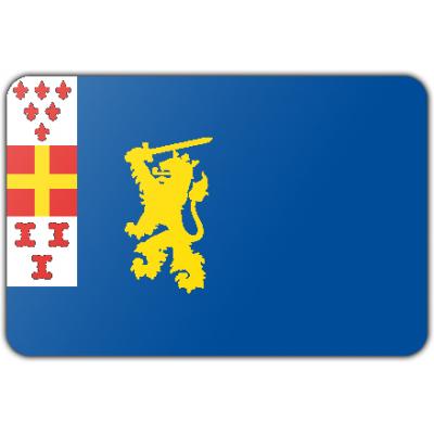 Gemeente Nijkerk vlag (150x225cm)